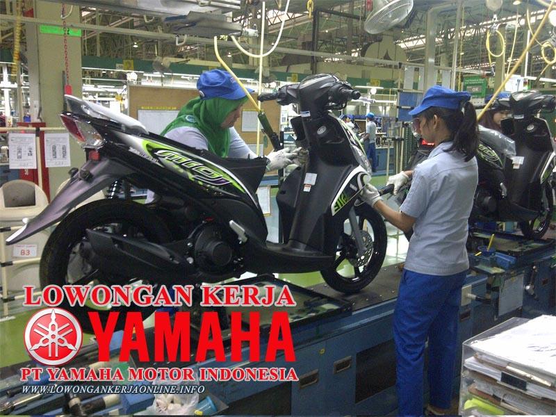 Lowongan Kerja Di Yamaha Motor