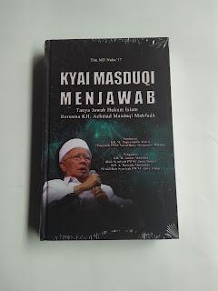 Buku Kyai Masduqi Menjawab Toko Buku Aswaja Surabaya