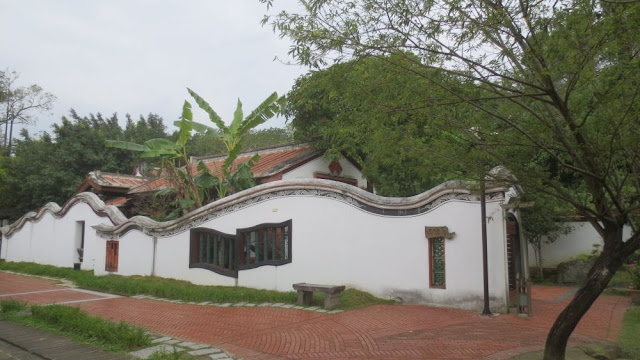 Lin An Tai Historical House and Museum, Taipei, Taiwan