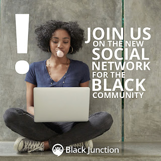 I discovered Black Junction Social Network App on Ep 19 of Beyond Talk with Faith Moore-McKinney