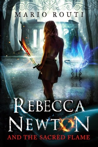 "Book Review: ""Rebecca Newton and The Sacred Flame"" by Mario Routi"
