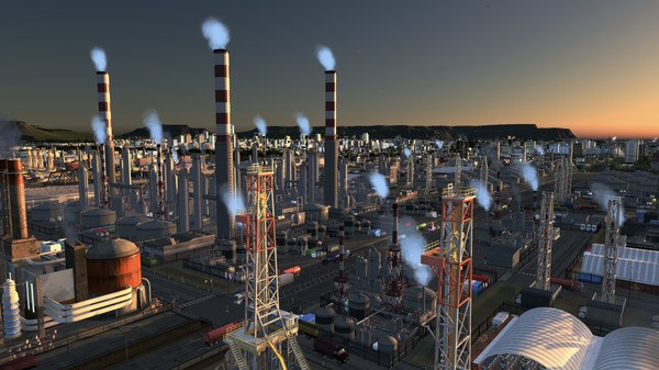 Cities - Skylines - Industries Torrent Imagem