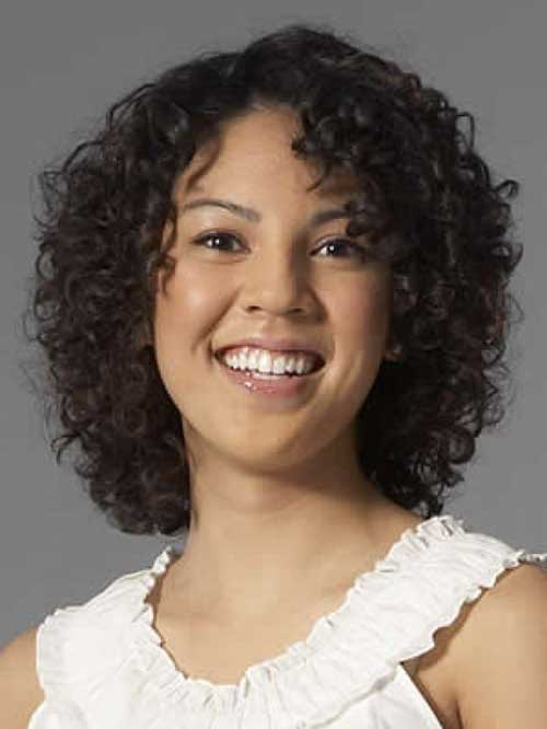 Very Curly Hair
