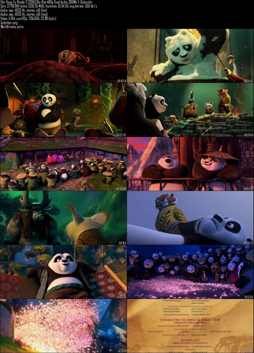 Kung Fu Panda 3 Full Movie Free Download 300mb Kung Fu Panda 3