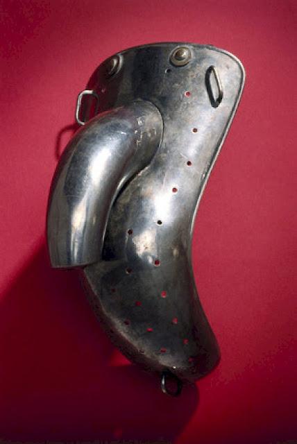 Anti Masturbations-Apparat aus dem 19. Jh. – für Männer