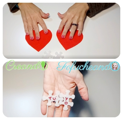 piezas-Llavero-de-corazon-en-fieltro-detalle-para-san-valentin-creandoyfofucheando