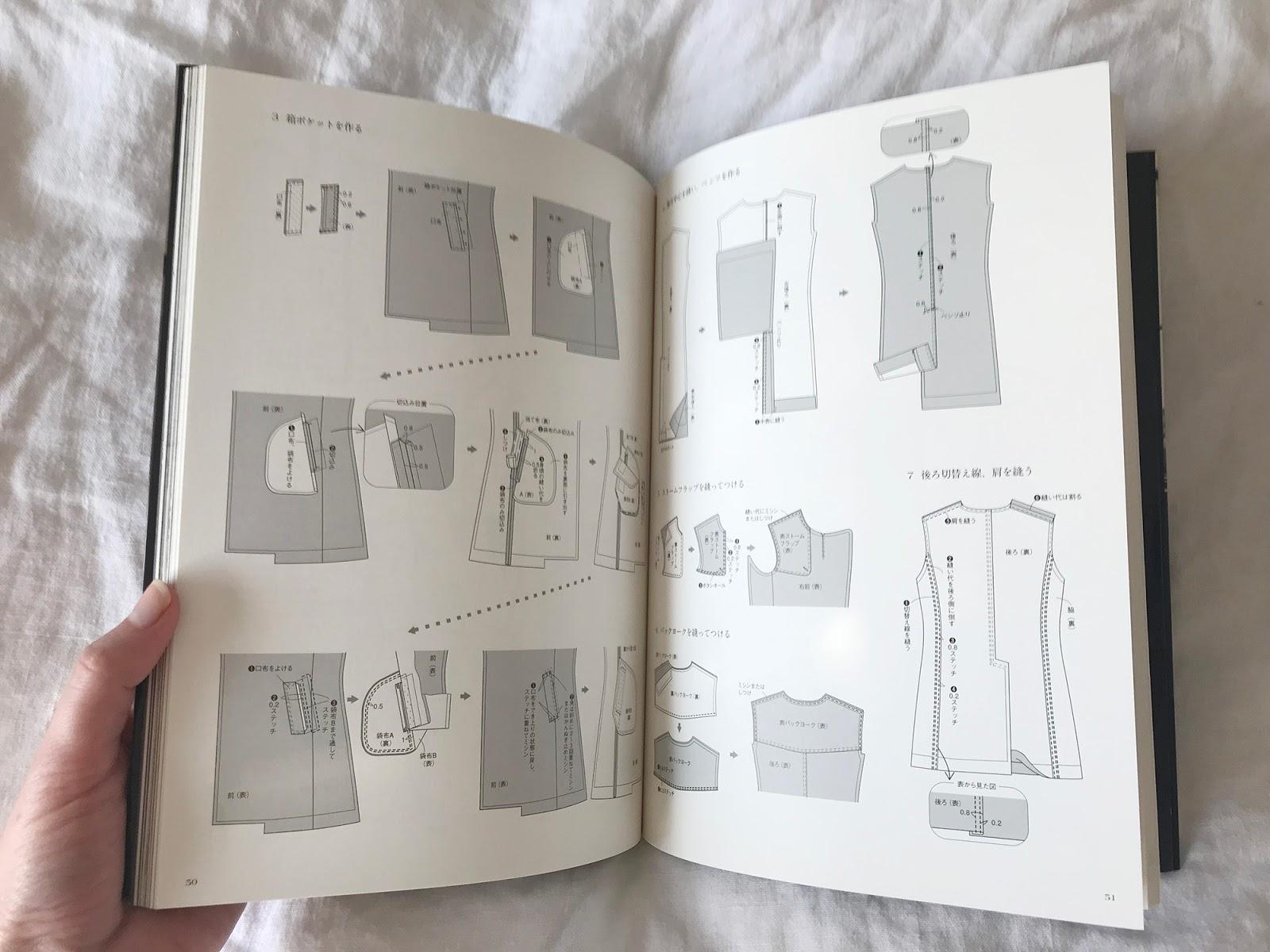 Allie Jackson: Japanese Pattern Books for Men