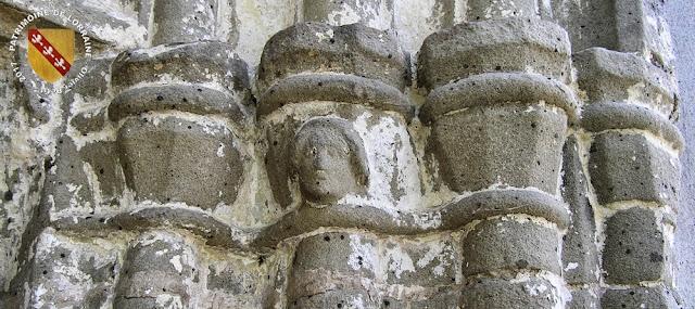 MIRECOURT (88) - Chapelle Notre-Dame de la Oultre (XIVe-XVIe siècles)