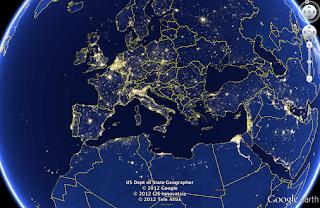 تحميل جوجل ايرث Google Earth احدث اصدار فولدر برامج