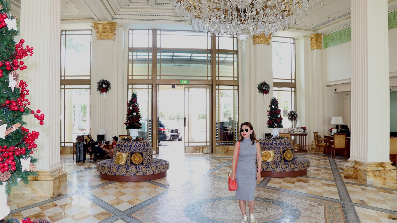 Palazzo Versace hotel review