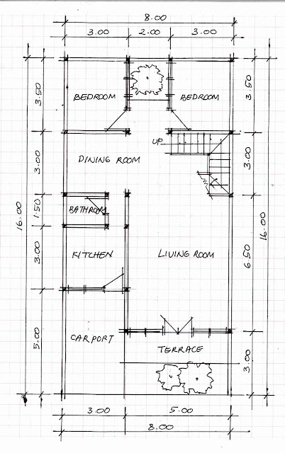 1st floor plan of home image 10