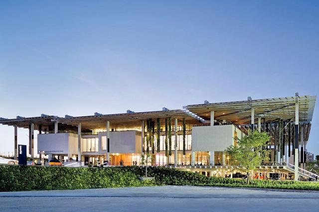 Vista - Museu em Miami