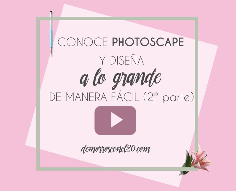 Conoce el editor de Photoscape
