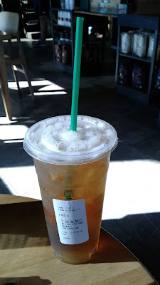 Trenta Iced Green Tea Refill