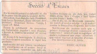 Boletín 116 del Casal Catòlic de Sant Andreu, marzo de 1932