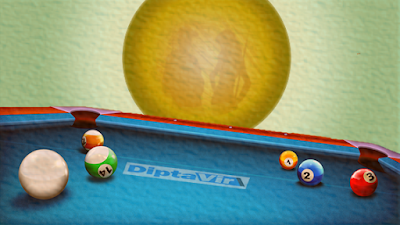 Cara Mengganti Tampilan Background Game 8 Ball Pool Agar Terlihat Fresh