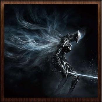 Dark Souls III Chevalier Boréal - Avatar en HD