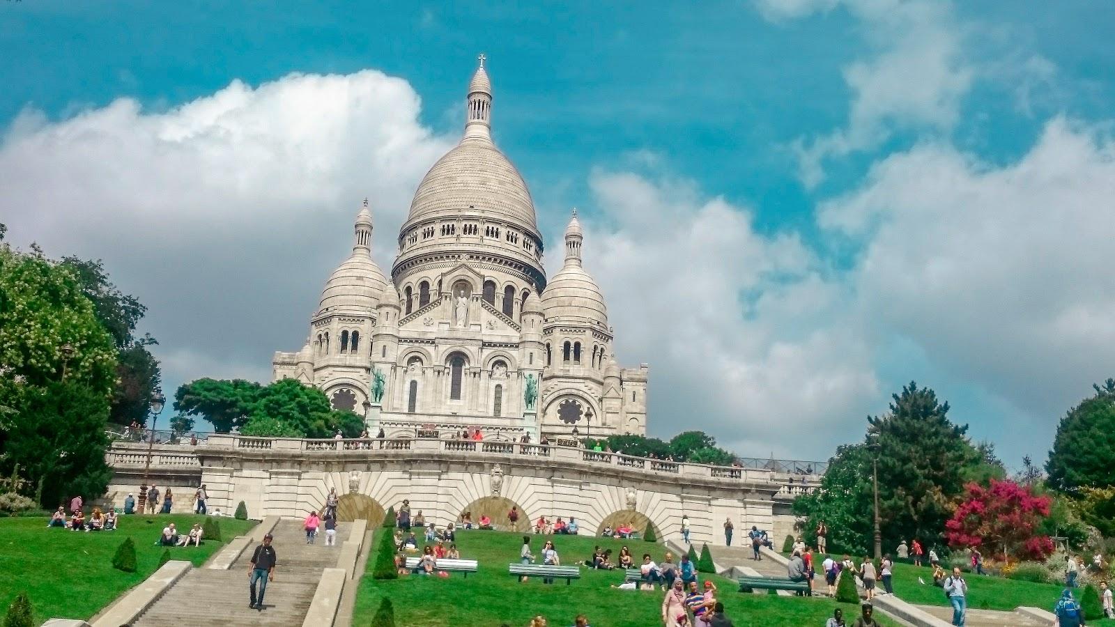 Paris Day 1: Montmartre
