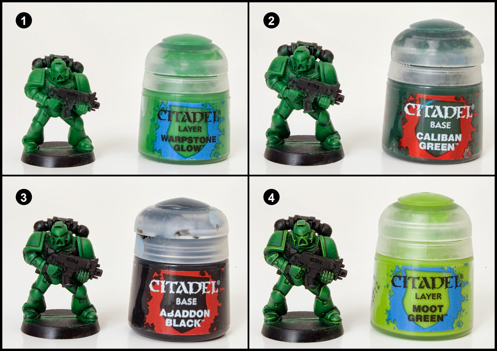 How To Use Games Workshop Texture Paint