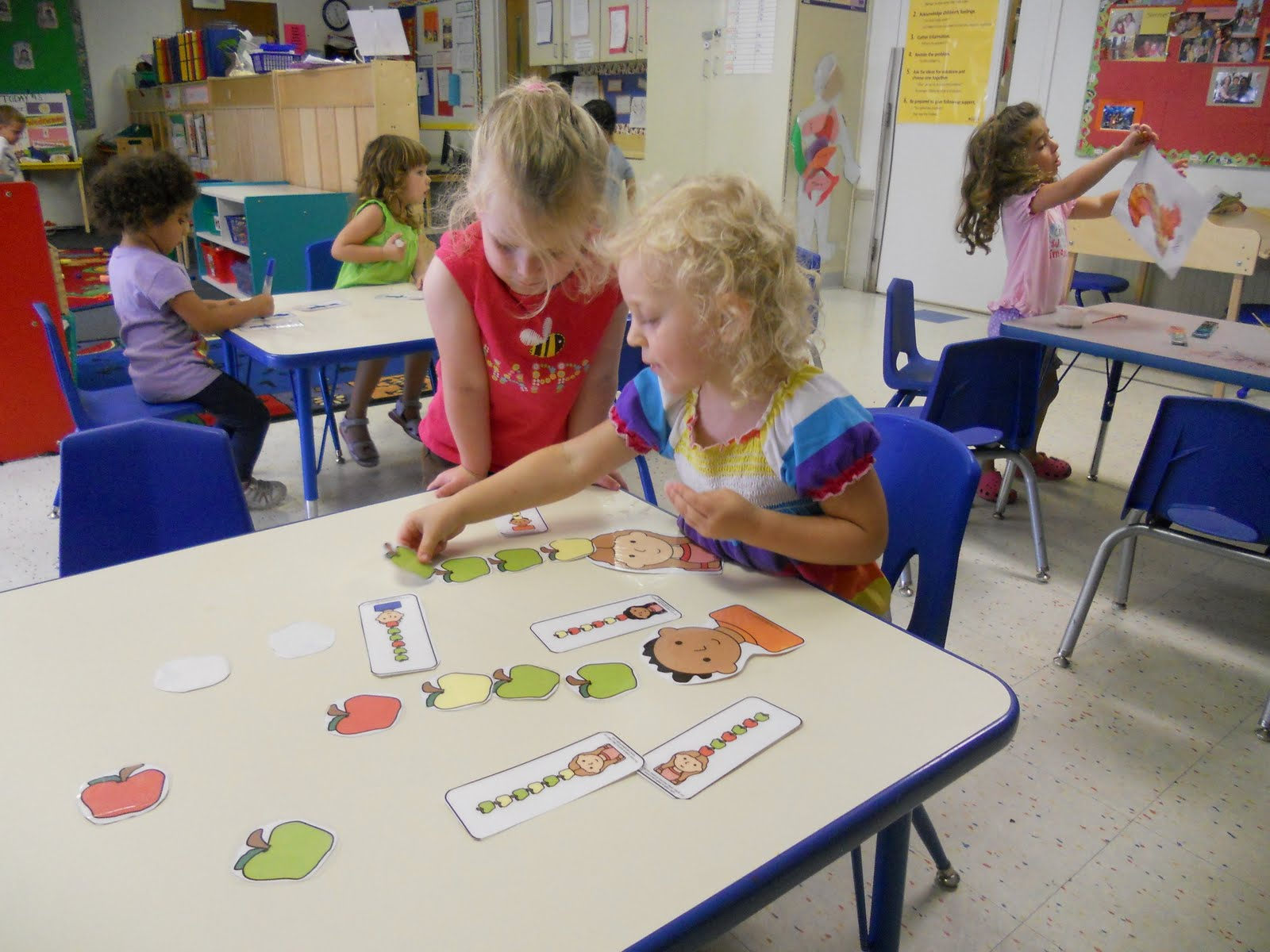 Preschool Fun Blog Letter Of The Week Abcde