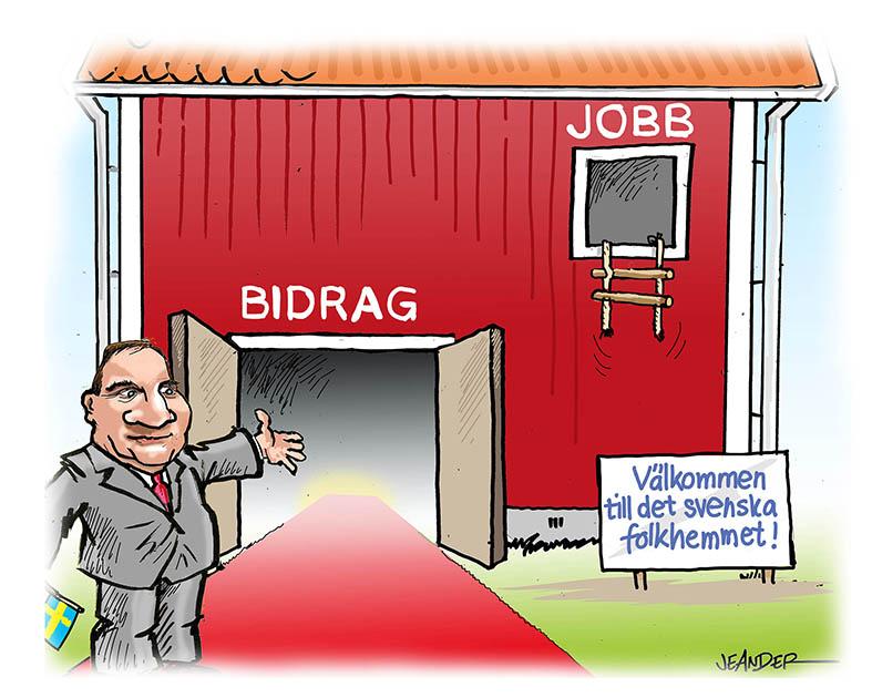 Svensk migrationspolitik