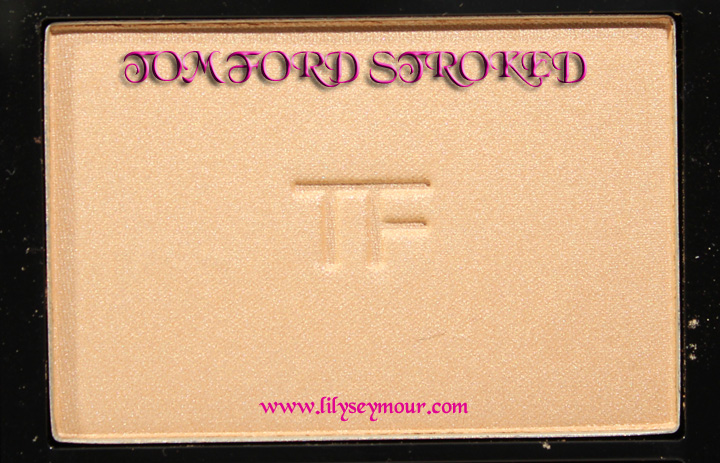 Tom Ford Stroked Blush Highlighter Duo Christmas 2014