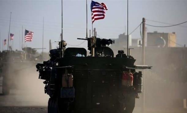 انسحاب 100 شاحنة أمريكية من شرق سوريا