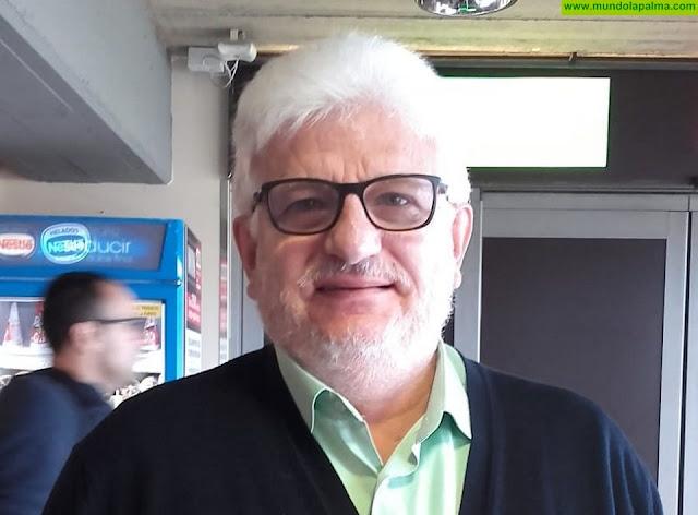 El Maestro Juan Roberto Felipe Francisco pregonará la Fiesta de Las Cruces, este domingo, en la Villa de Breña Alta
