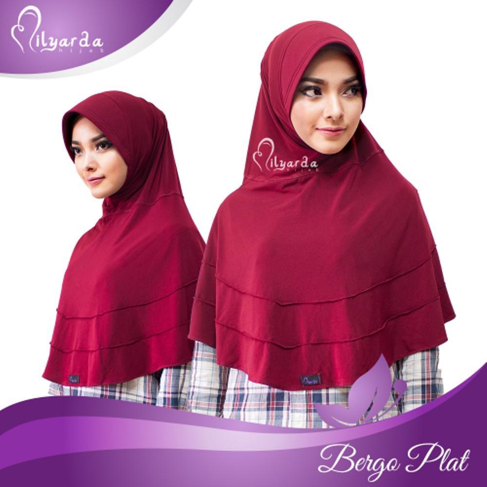 Gratis Model Hijab Instan Terbaru Harga Murah Dan Paling Populer Jilbab Bergo Plat Kerudung