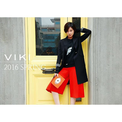Oh Yeon Seo VIKI Spring 2016