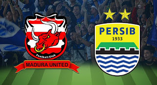 Prediksi Madura United vs Persib Bandung - Liga 1 Jumat 4 Mei 2018