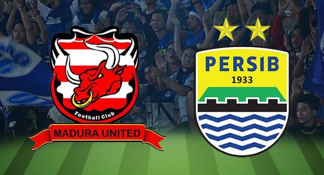 Prediksi Madura United vs Persib Bandung