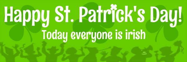 St Patrick's day photos
