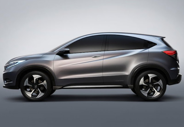 Honda Urban SUV Concept Body