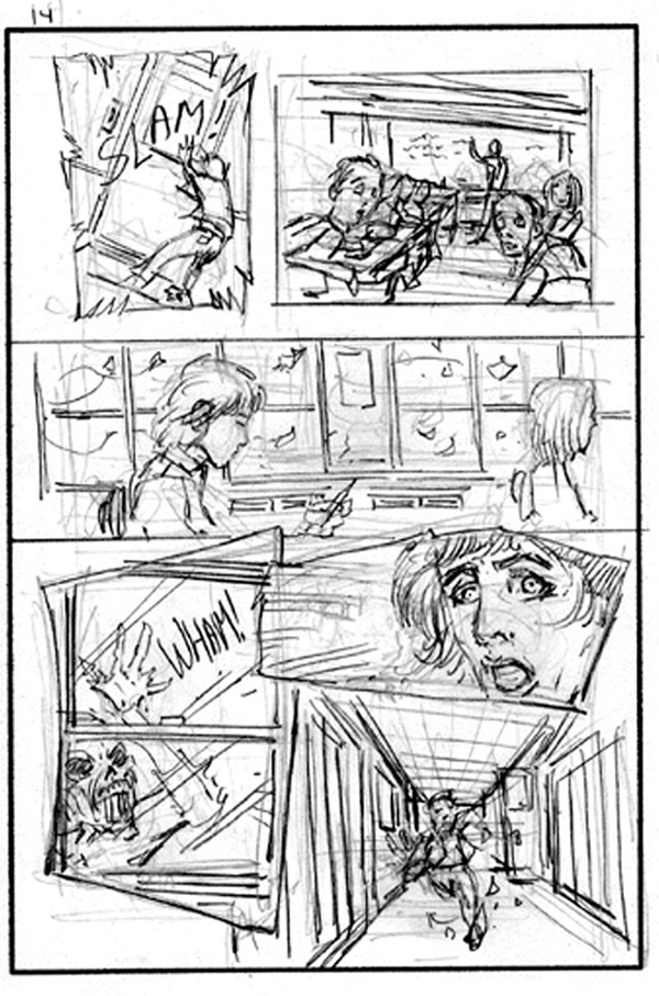 Image Gallery Storyboards ~ Comic Storyboard