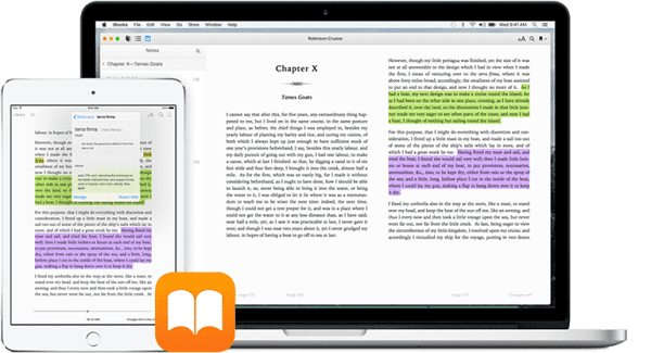 Apple is working on a huge update to the iBooks application