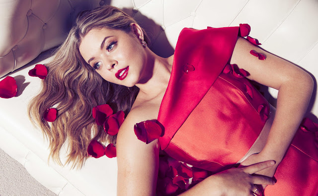 Actress, Singer, Model, @ Sasha Pieterse - Ashley Barrett photoshoot
