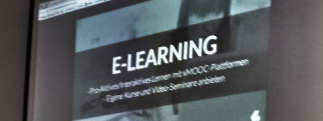 E-Learning Präsentation