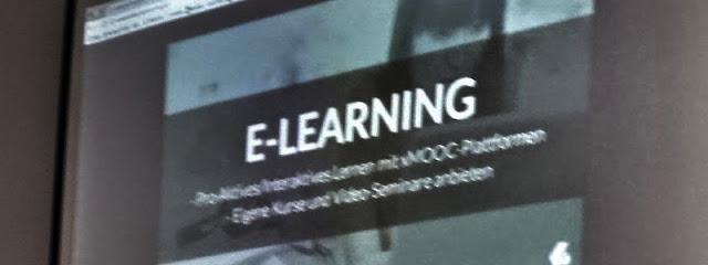 E-Learning Präsentation