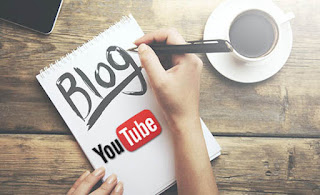blogging and youtube