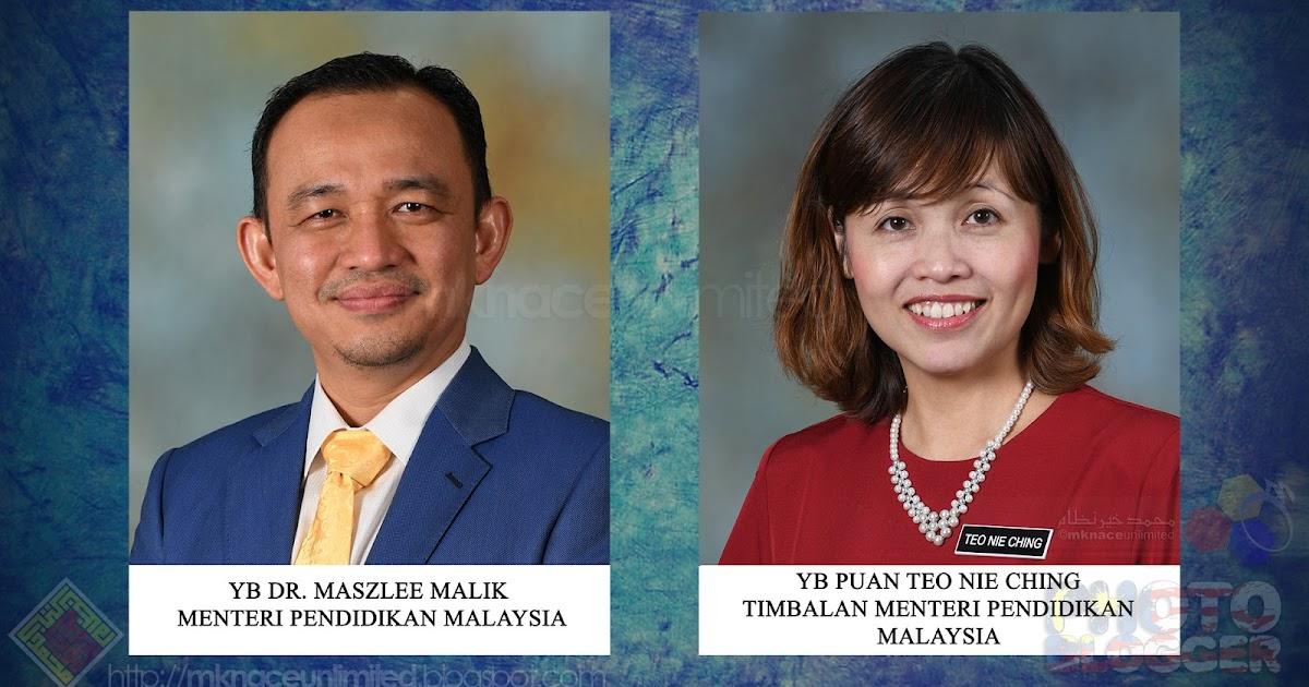 Ibnu Hasyim Kenapa Timbalan Lebih Laju Dari Menteri Dr Kamarul Zaman Yusuff