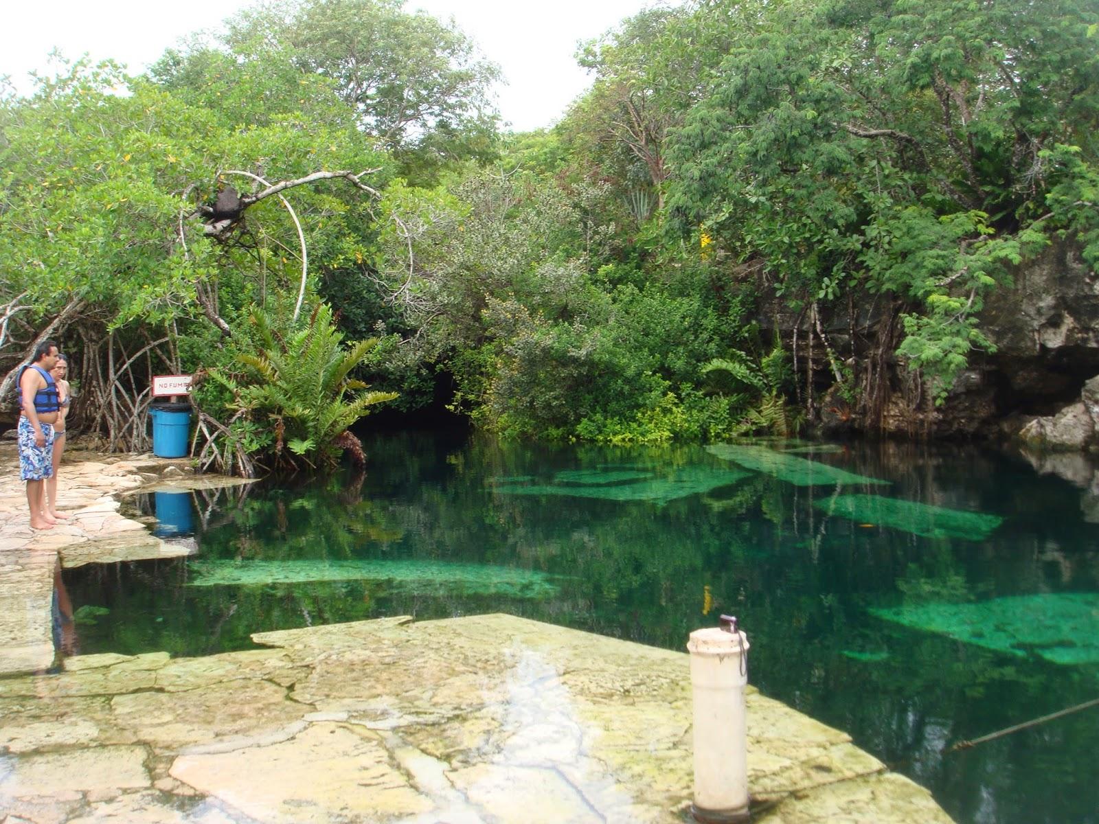 dicas viagem riviera maya cenote