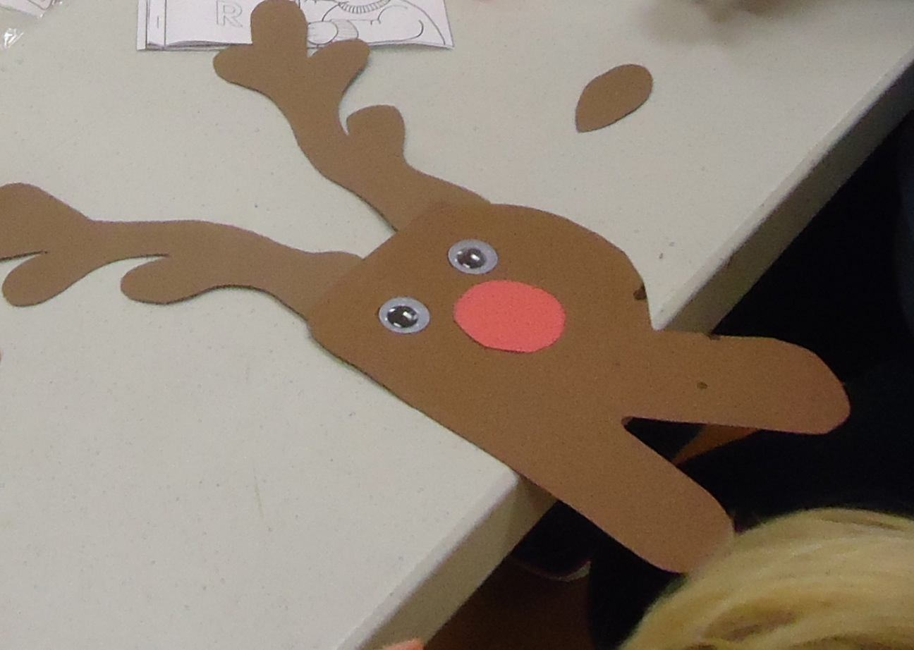 Rudolph The Red Nosed Reindeer Arts And Crafts