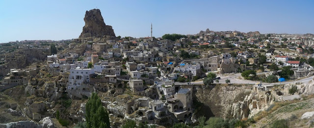 panoramique Ortahisar