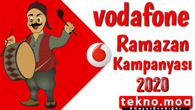 2020 Vodafone Ramazan Kampanyası