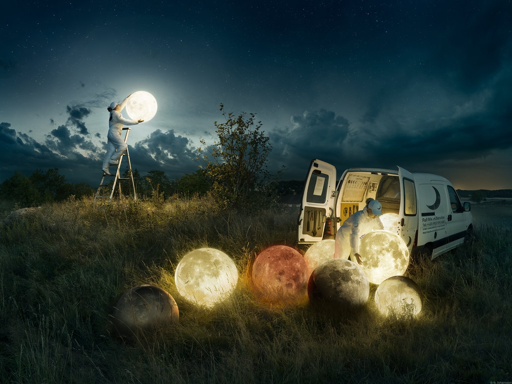 02-Full-Moon-Service-Erik-Johansson-Photo-Manipulation-that-Plays-with-our-Sense-of-Reality-www-designstack-co
