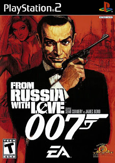 007: From Russia With Love: PS2 Download games grátis