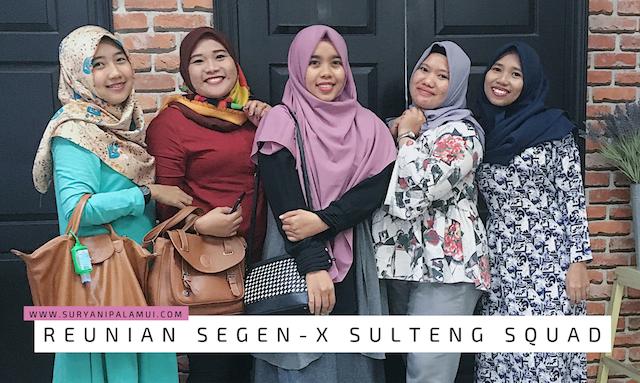 Reunian SEGEN-X SulTeng Squad