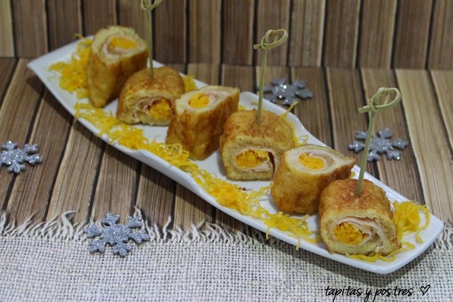 rollitos-de-pan-de-molde-jamón
