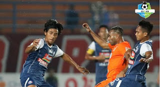 Borneo FC vs Arema FC 2-0 Video Gol - Highlights Liga 1 Senin 9/4/2018